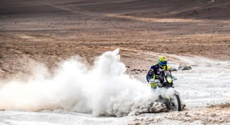 Dakar 2019, Stage 4: Two Sherco TVS Riders Maintain Their Position In The Top 20