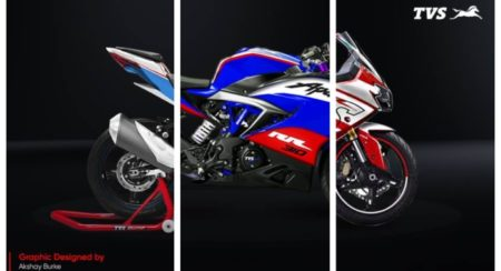 Check Out These Amazing Liveries On The TVS Apache RR 310