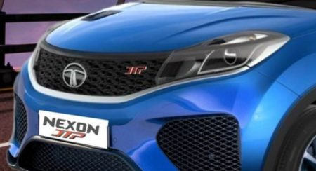 This Virtual Tata Nexon JTP Is What The Actual Car Could Look Like