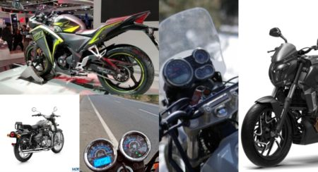 Under INR 2 Lakh: Top 5 Touring Motorcycles