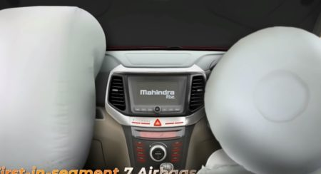 Mahindra XUV300 Safety Features Fully Revealed in Official Video