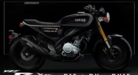 Yamaha RX15 render