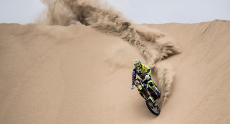 Dakar 2019, Stage 1: Sherco TVS Factory Rally Riders Get Off To A Steady Start