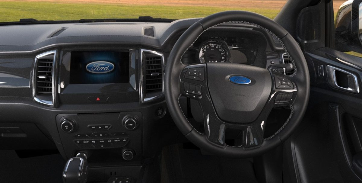 2019 Ford Endeavour (2)