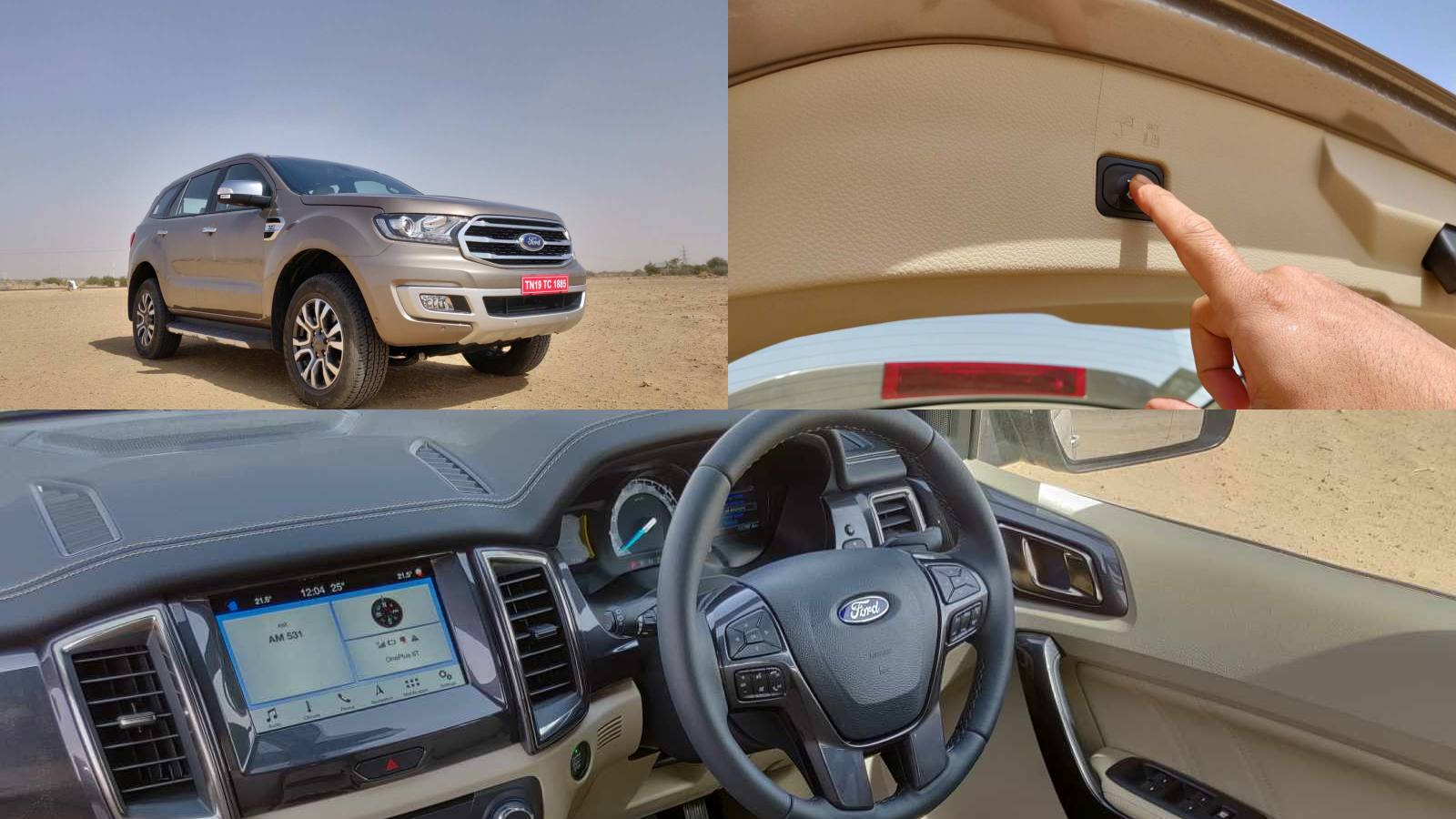 New 2019 Ford Endeavour Facelift Review All Your Questions Answered Motoroids