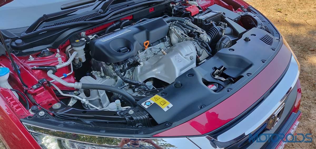 2019 Honda Civic 1.6-litre Engine