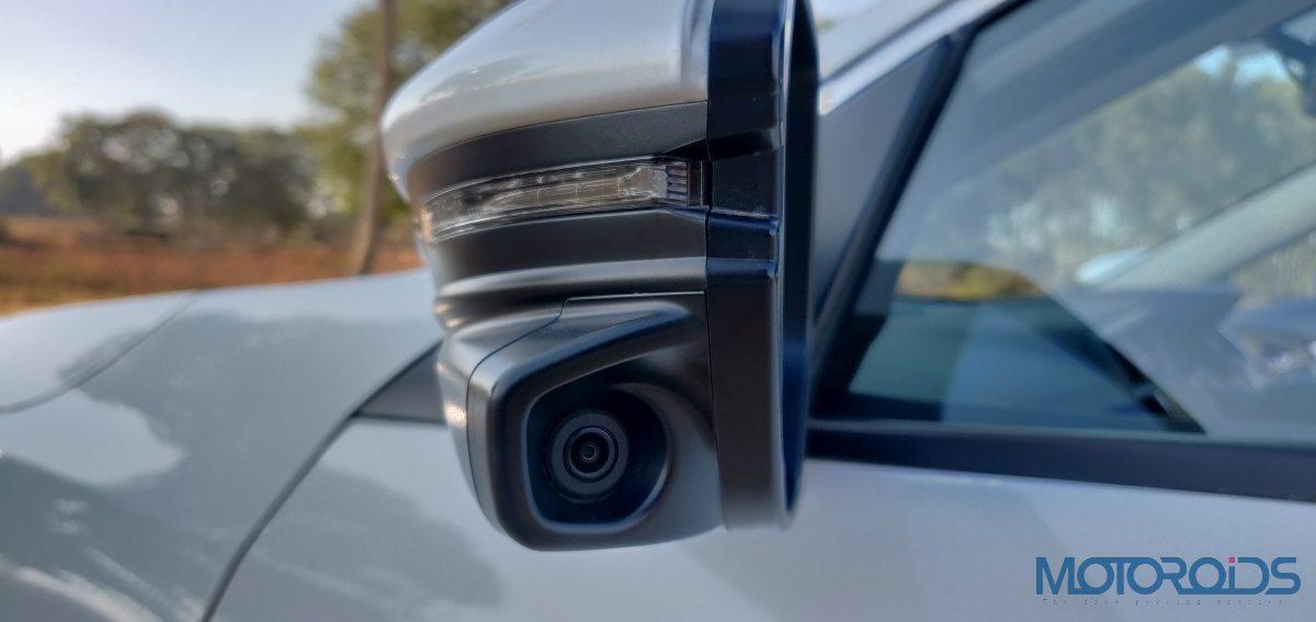 2019 Honda Civic Side Camera