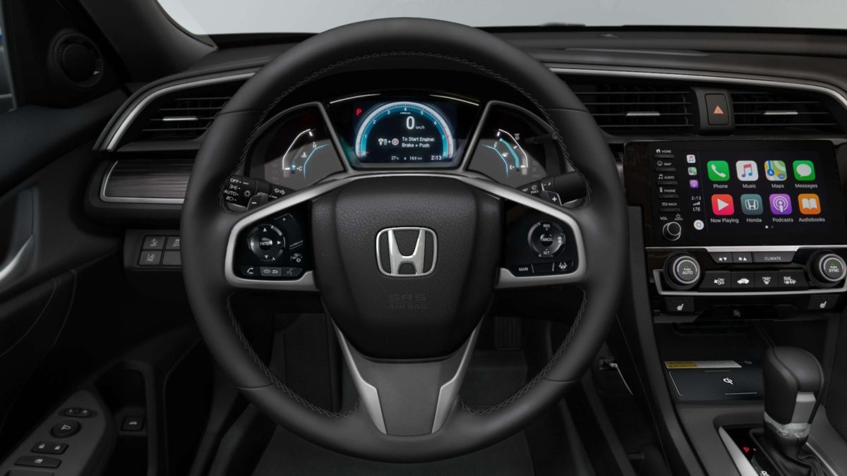 All New Honda Civic Technical Specifications Officially