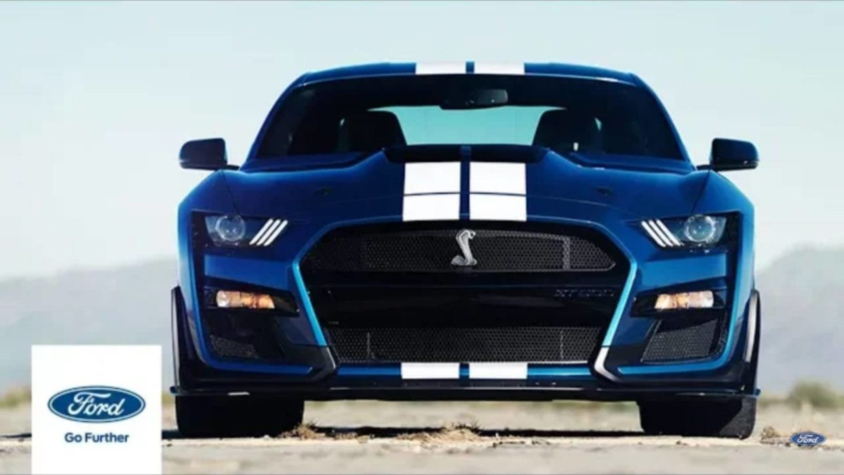 2020 Ford Mustang Shelby GT500 featured