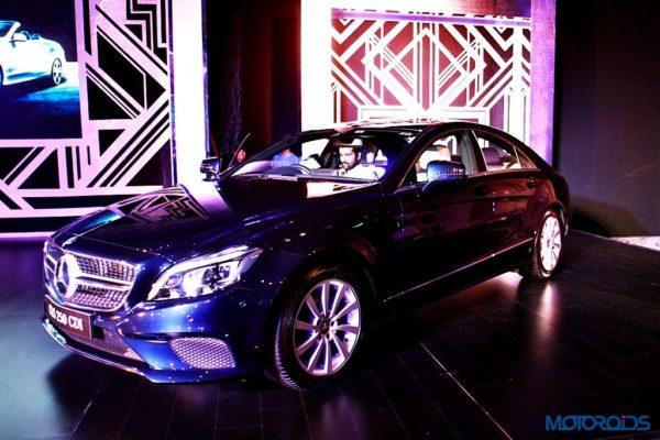 4 Door Coupé Mercedes Benz CLS