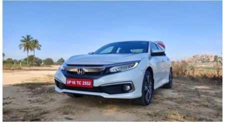 All new Honda Civic featured