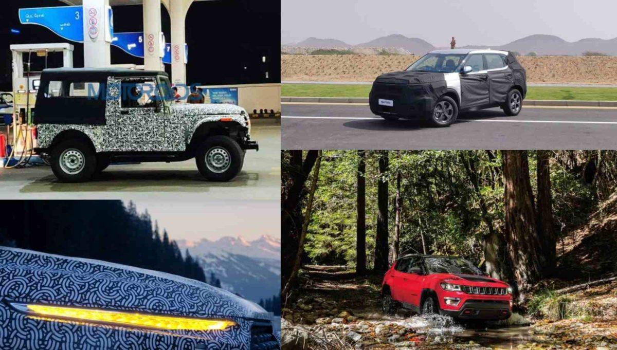 Awaited SUVs Collage