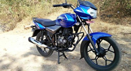 Bajaj Discover 110 launched with CBS