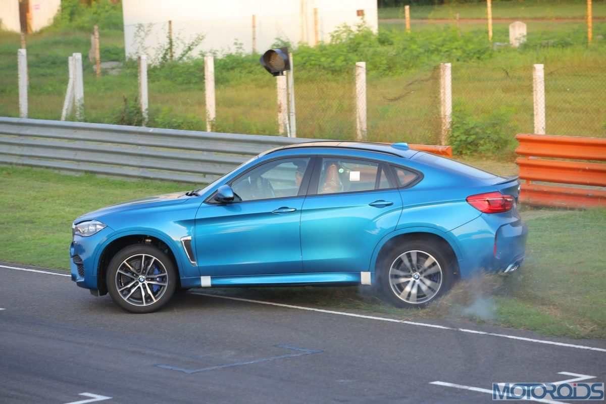 Coupé SUV BMW X6M