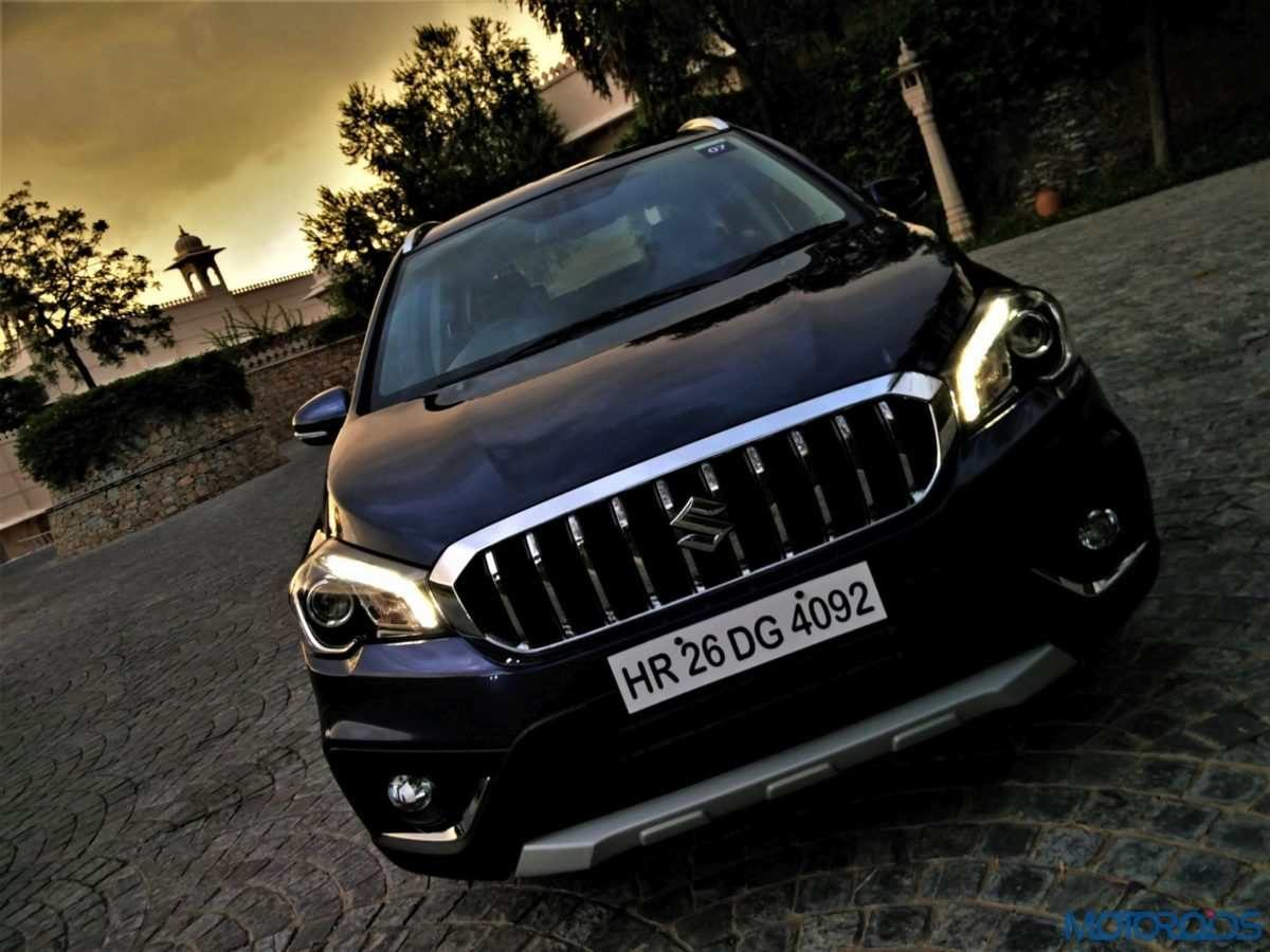 Crossover SUV Maruti S cross
