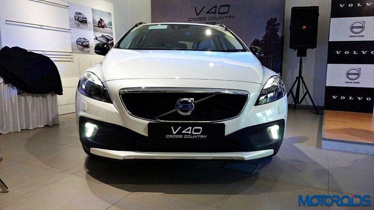 Crossover hatchback Volvo V40 Cross Country