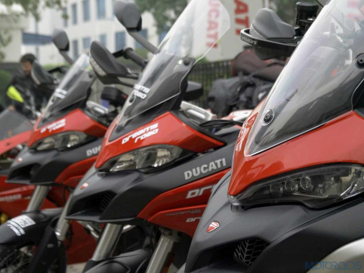 Ducati Dream Tour Of Rajasthan 2019 (1)