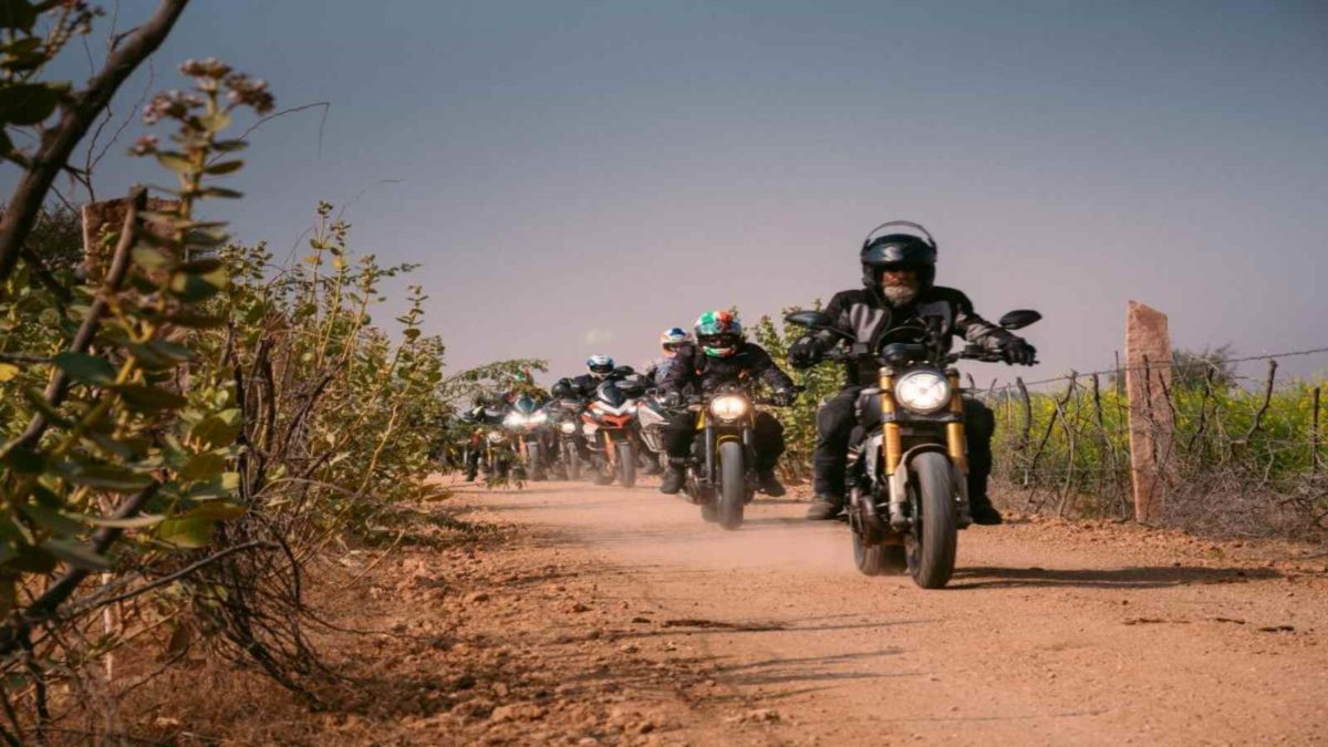 Ducati dream tour Rajasthan featured