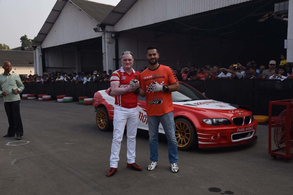 Gautam Singhania and Gaurav Gill