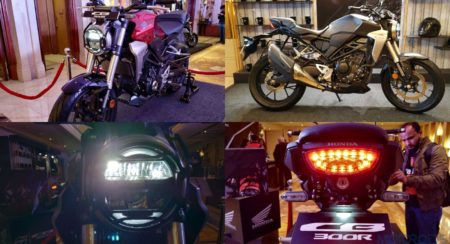 New Honda CB300R – Image Gallery And First Look Video
