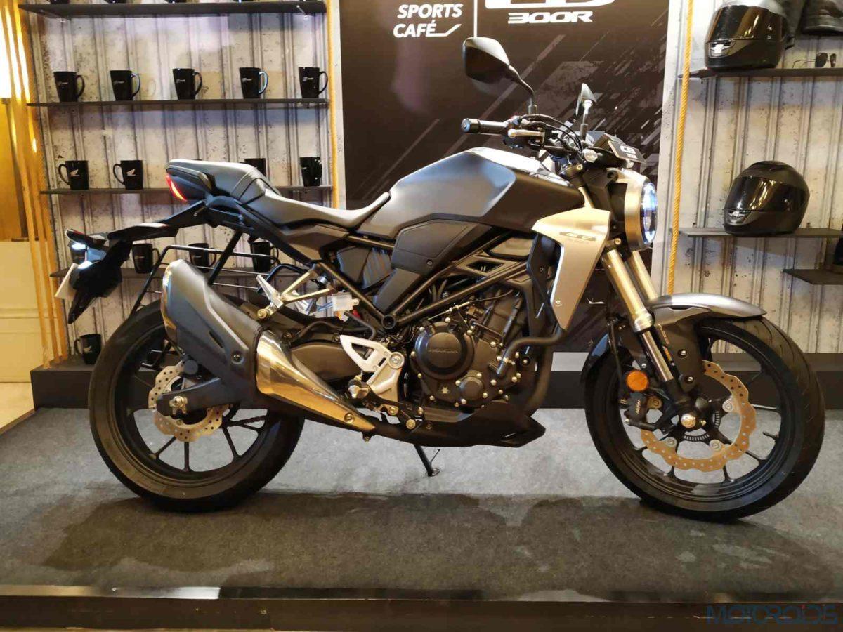 Honda CB300R India (11)