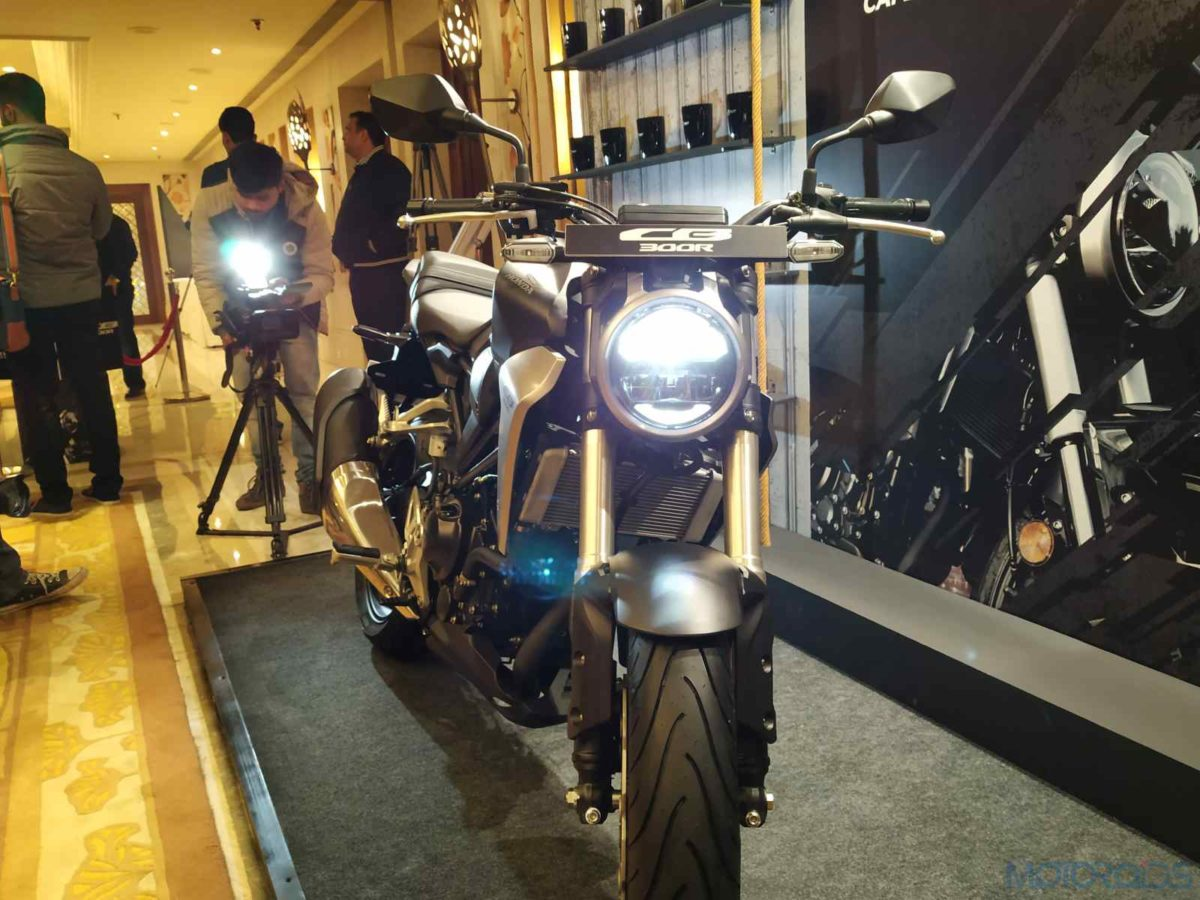 Honda CB300R India (14)