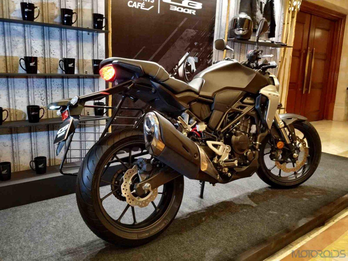 Honda CB300R India (17)