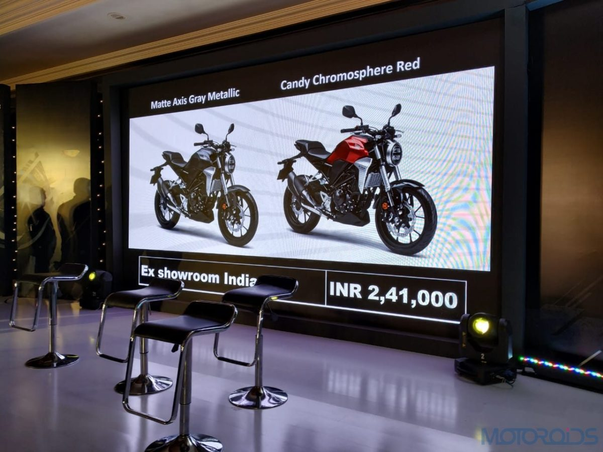 Honda CB300R India Launch Price (1)