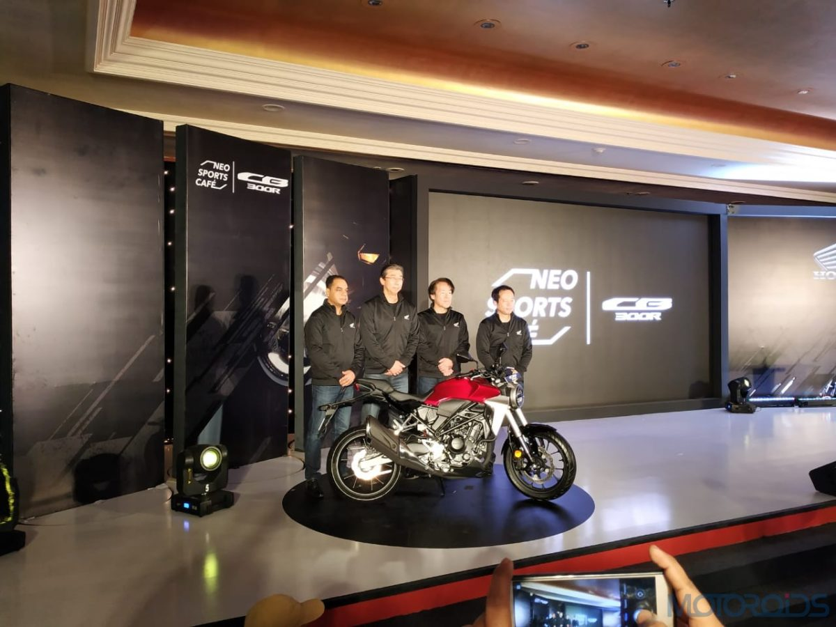 Honda CB300R India Launch Price (2)