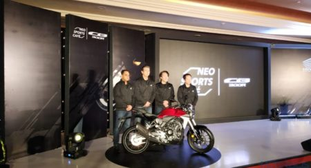 Honda CB300R India launch price announcement
