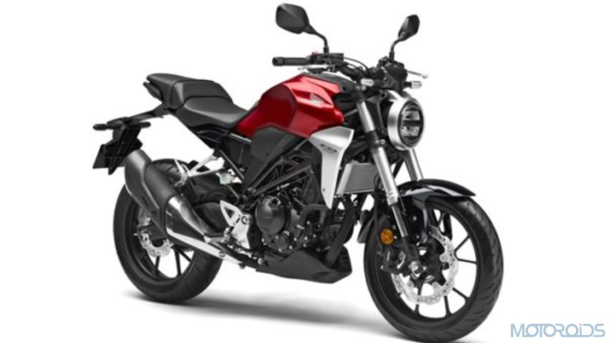 Honda CB300r india launch