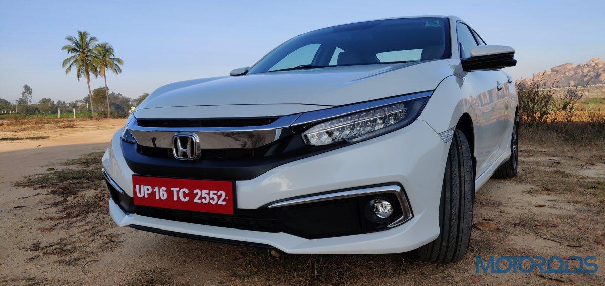 Honda Civic Design and Styling Highlights