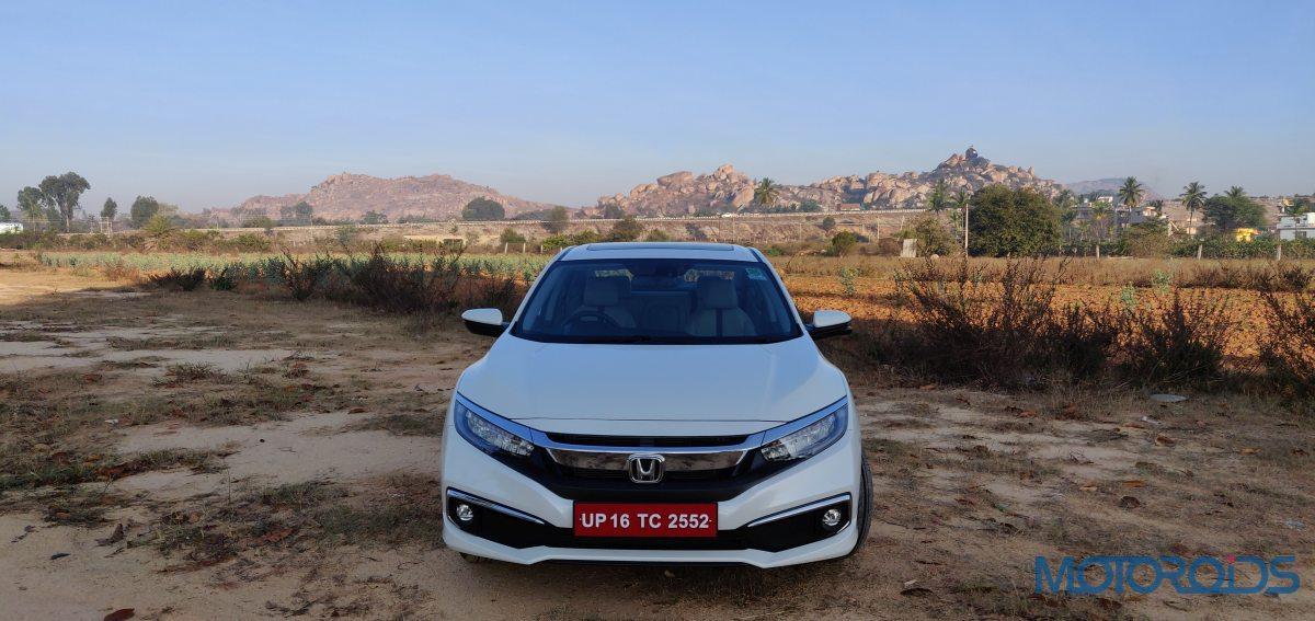 Honda Civic Front View
