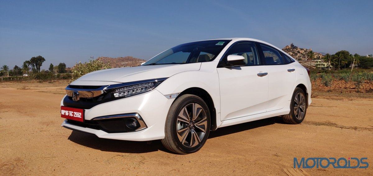 Honda Civic Safety and Features