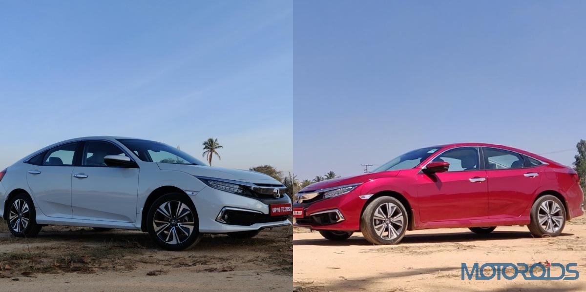 Honda Civic Variants