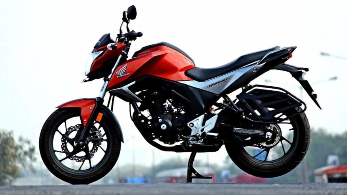 Honda Hornet 160R ABS DLX