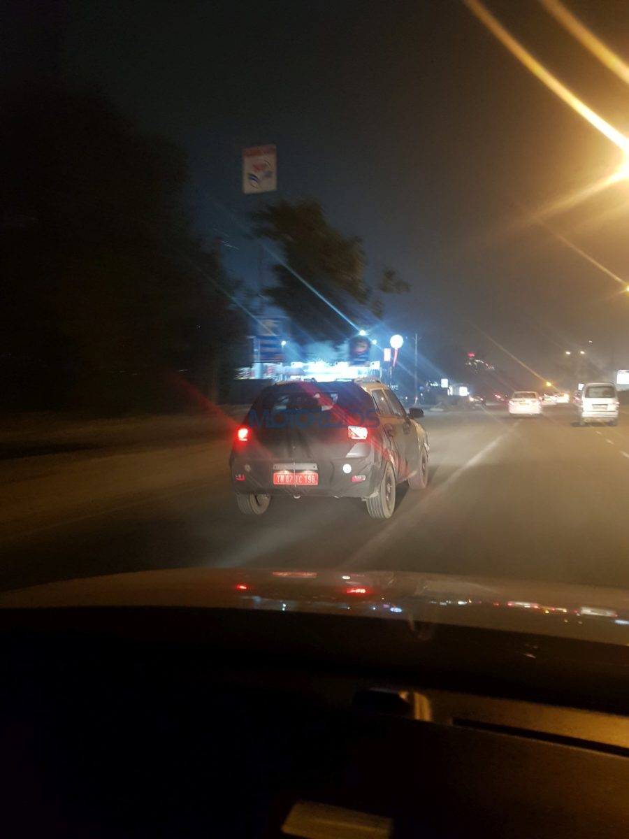 Hyundai Styx (Carlino) Compact SUV spy images (1)