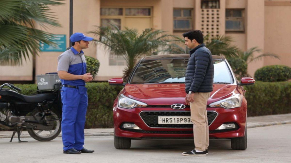 Hyundai doorstep service featured