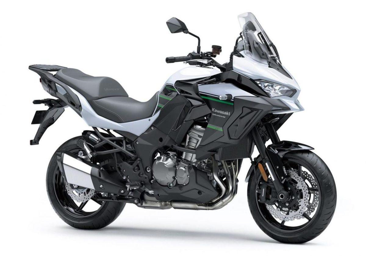 Kawasaki Versys 1000 2019 quarter