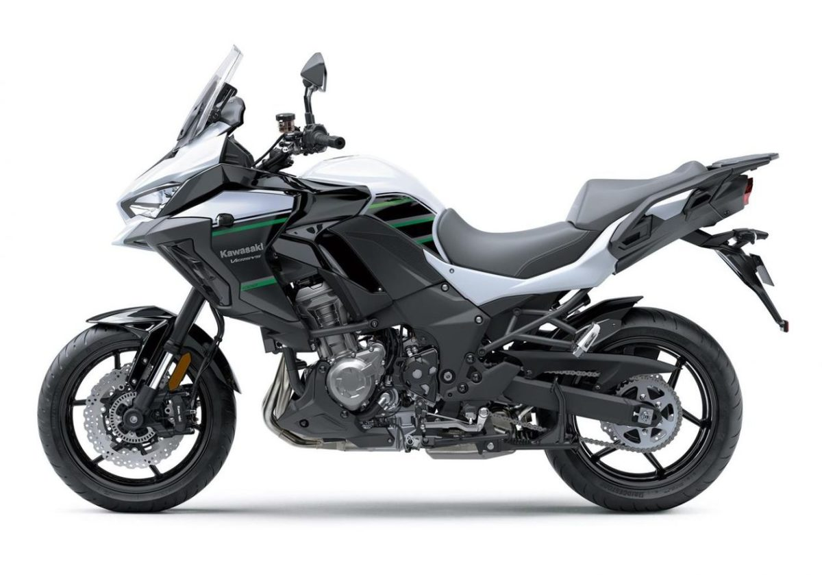 Kawasaki Versys 1000 2019 side left