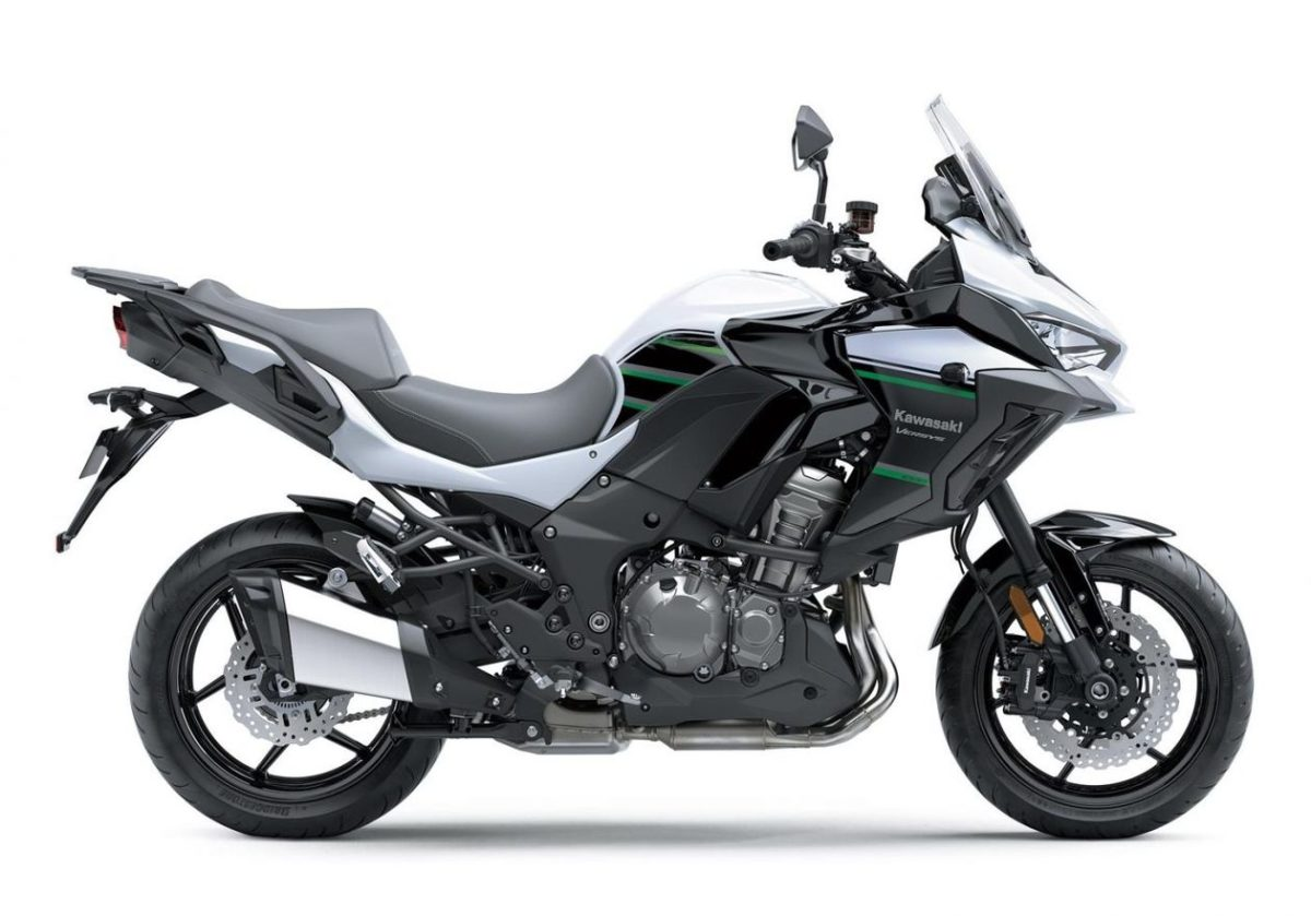 Kawasaki Versys 1000 2019 side right