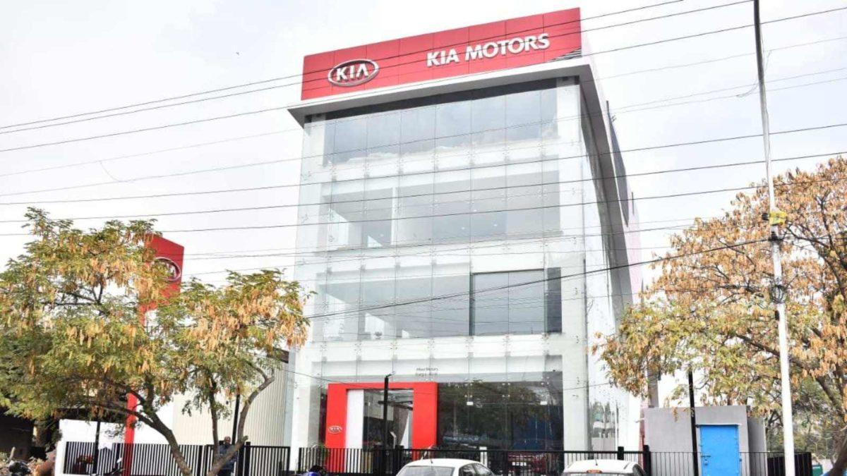 Kia Motors Showroom Noida