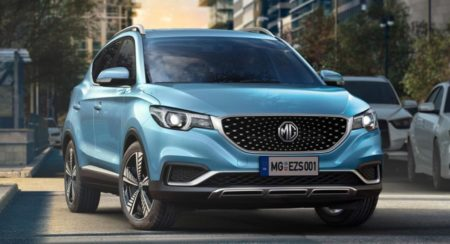 All-Electric MG eZS SUV To Be Introduced In India Later This Year