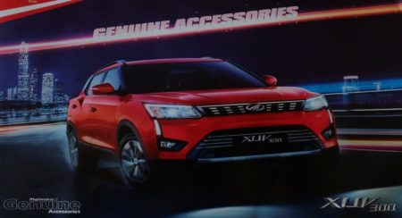 Mahindra XUV 300 Genuine Accessories featured