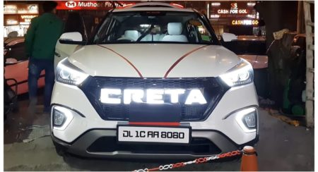You Would Not Believe That This Is a Base Variant Creta