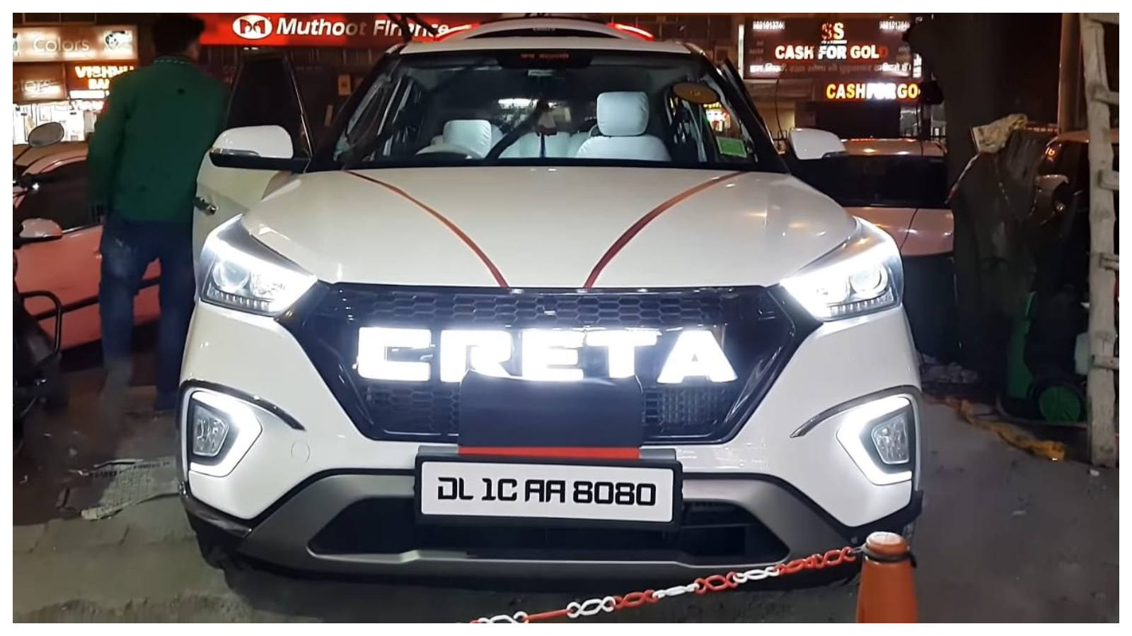 You Would Not Believe That This Is a Base Variant Creta   Motoroids