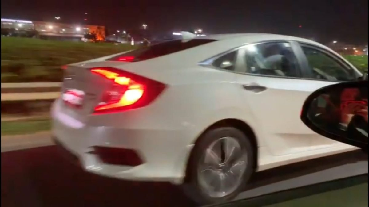 New Honda Civic Spied featured