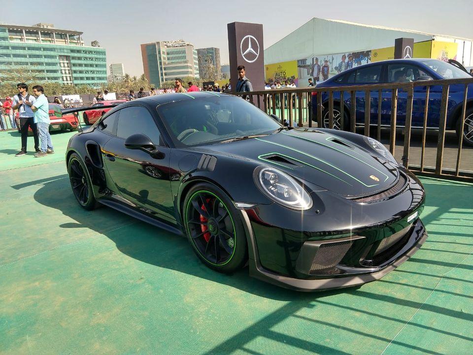 Parx Car Show GT3 RS