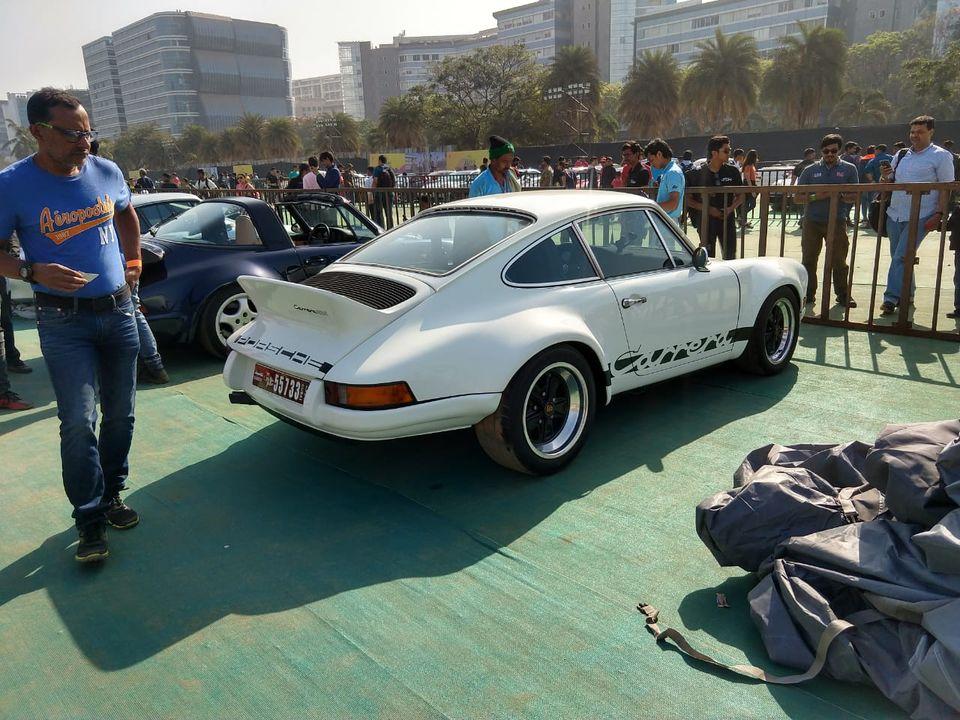 Parx Car Show RSR