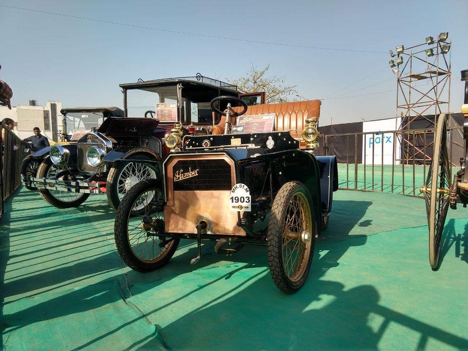 Parx Car Vintage Humber